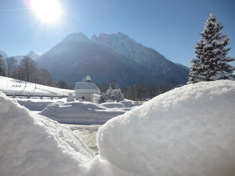 Wintertraum Berchtesgaden